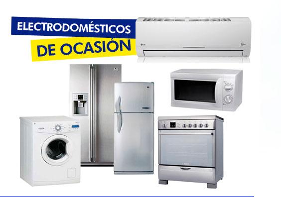 Otra forma de ahorrar: Electrodomésticos de Ocasión