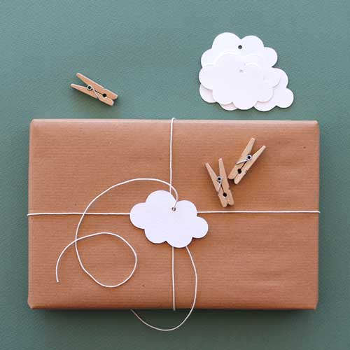 Formas originales de envolver un regalo