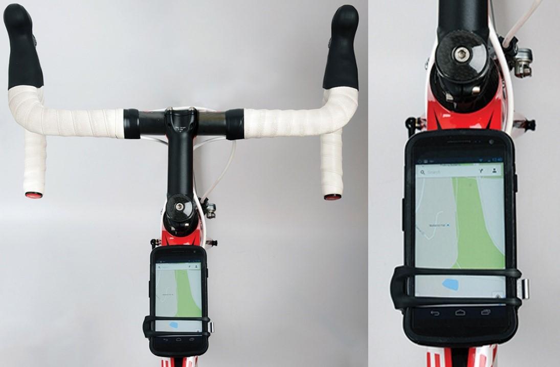 El mejor regalo para un ciclista el soporte universal para Smartphone